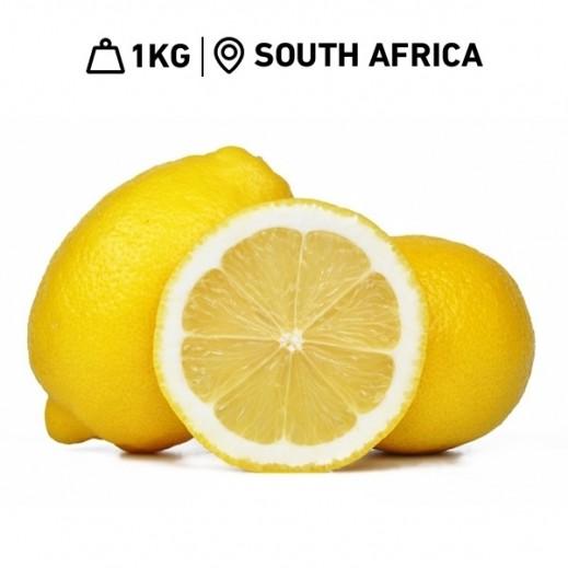 Fresh South African Lemons (1 kg Approx.)