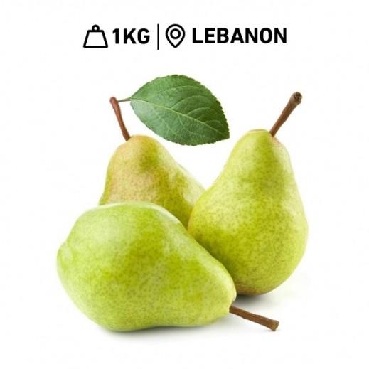 Fresh Lebanese Pears (1 kg Approx.)