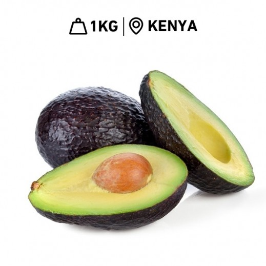 Fresh Kenyan Avocados (1 kg Approx.)
