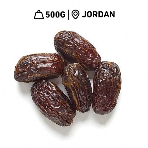 Delmonte Jordanian Medjool Large Dates 500 g
