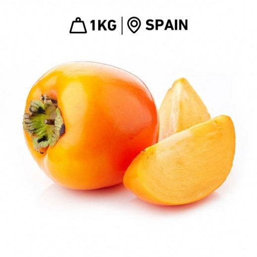 Fresh Spanish Persimmons (1 kg Approx.)