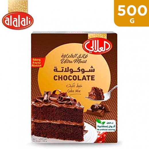 Al Alali Ultra Moist Chocolate Cake Mix 500 g