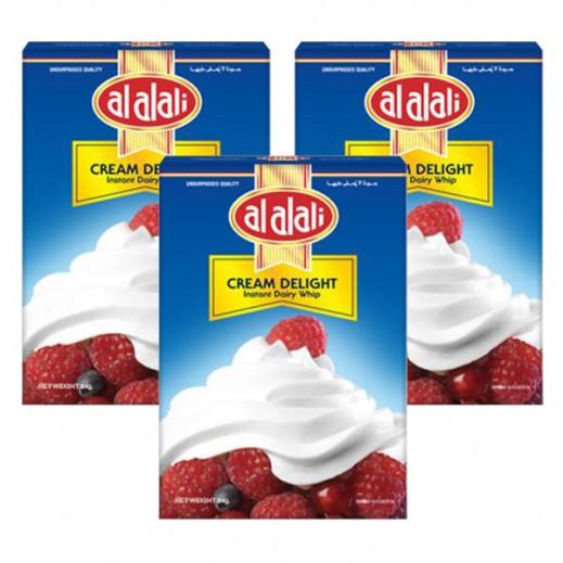 Alalali Whip Cream 3X 84g
