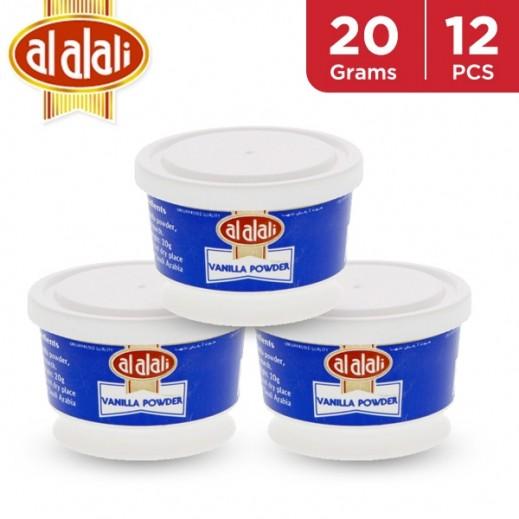 Al Alali Vanilla Powder 12 x 20 g