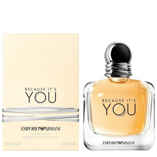 Emporio Armani Because It's You For Her EDP 100 ml