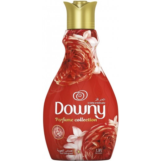 Downy Perfume Collection Concentrate Feel Energized 1.38 L
