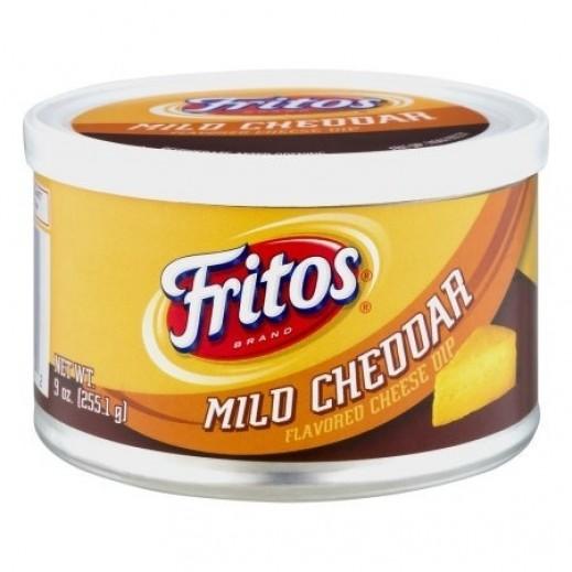 Fritolay Mild Cheddar Cheese Dip 255 g