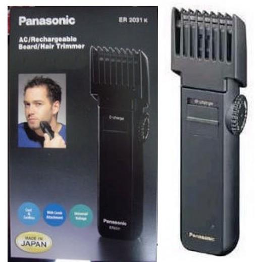 Buy Panasonic Beard Hair Trimmer Er2031 Panasonic Nose