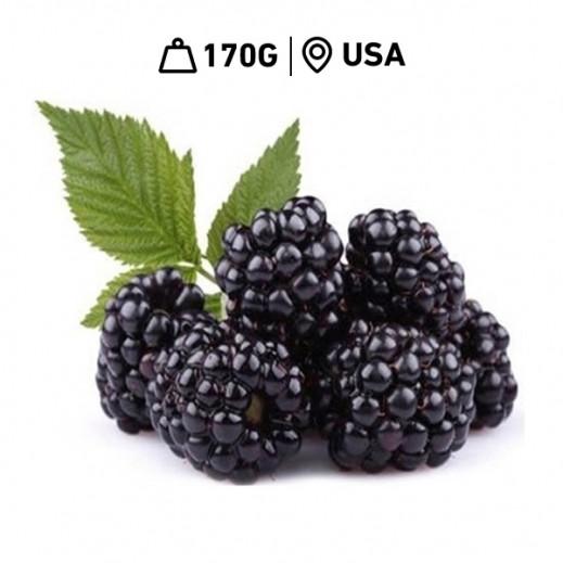 Fresh American Blackberry Pack (170 g)