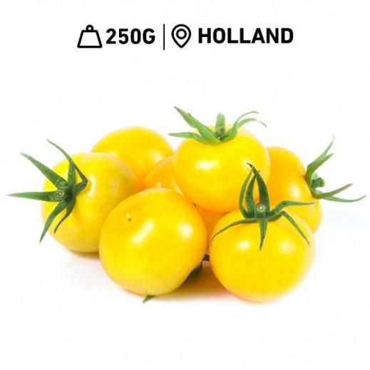 Fresh Dutch Yellow Cherry Tomatoes (250 g Approx.)