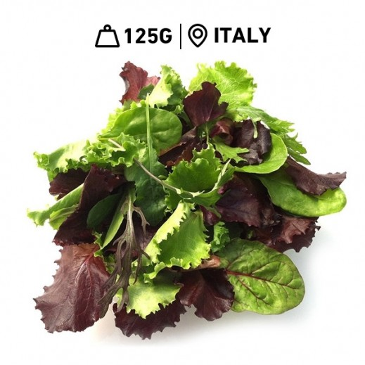 Fresh Italian Mixed Lettuce (125 g Approx.)