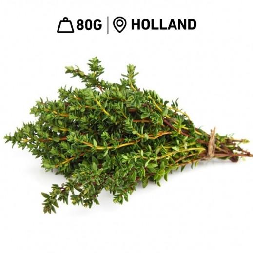 Fresh Dutch Thyme (80 g Approx.)
