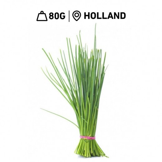 Fresh Dutch Chives (80 g Approx.)