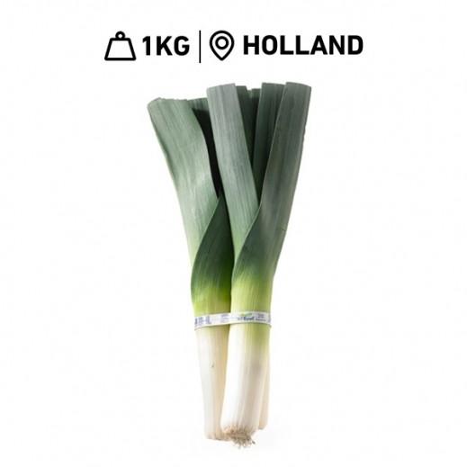 Fresh Dutch Leeks (1 kg Approx.)