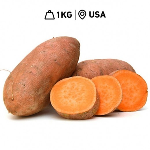 Fresh American Sweet Potatoes (1 kg Approx.)