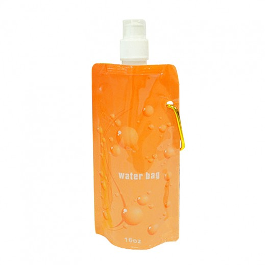 Folding Water Proof Bag -Orange