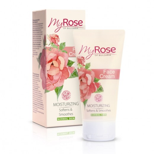 My Rose Moisturizing Face Cream 50 ml
