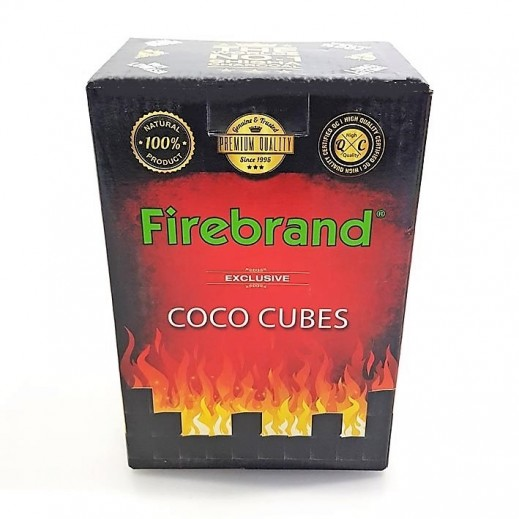 Firebrand Charcoal Coco Cubes 1 kg