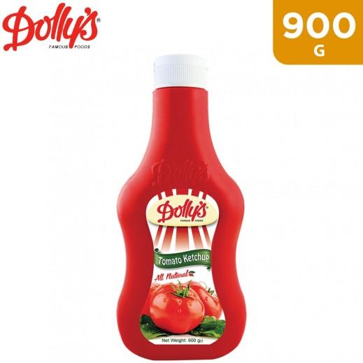 Dolly's All Natural Tomato Ketchup 900 g