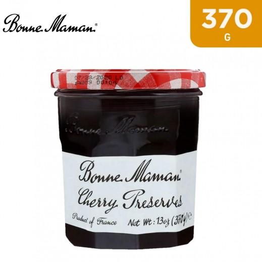 Bonne Maman Cherry Jam Jar 370 g