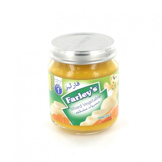 Farleys Mix Veg Flavour Baby food 120g