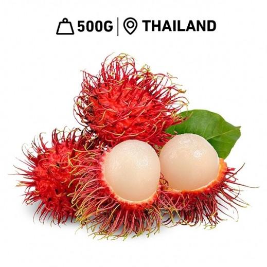 Fresh Thai Rambutan (500 g Approx.)