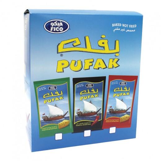 Fico Pufak Dhow Box 20 g (20 Pieces)