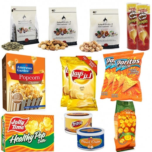 FIFA Snacks Bundle For 6 Person