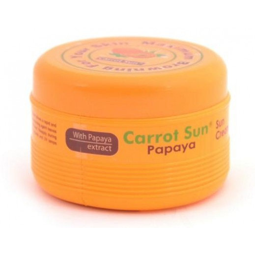Carrot Sun - Tanning Cream Papaya 350 ml