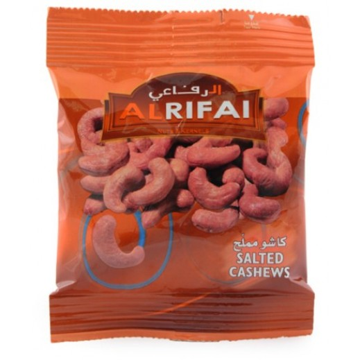 Al-Rifai Salted Cashew 25 g