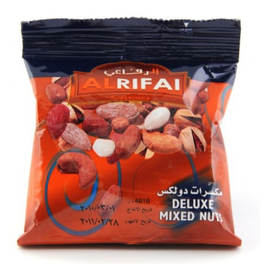 Al-Rifai Deluxe Mixed Nuts 25 g