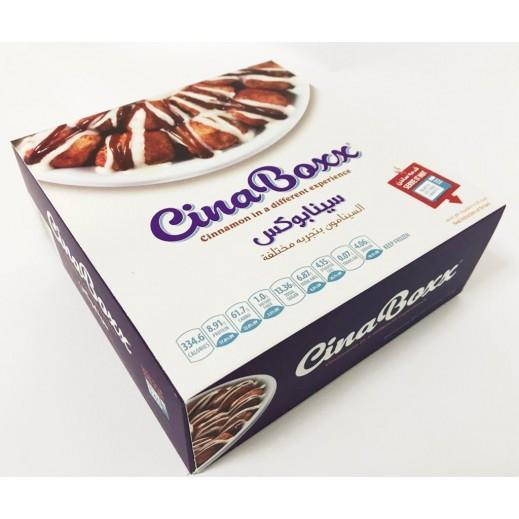 Golden Brown Frozen Cinaboxx Cake 385 g