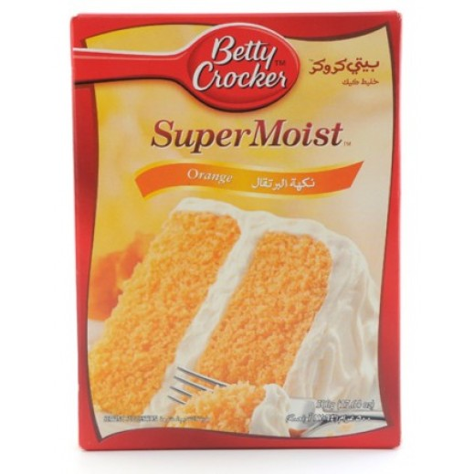 Betty Crocker Orange Cake Mix 500 g