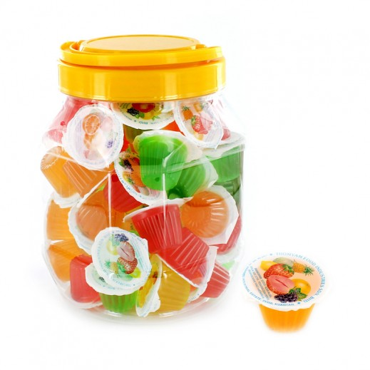 Thomyam Mini Cup Jelly(60 Cup) 960 g