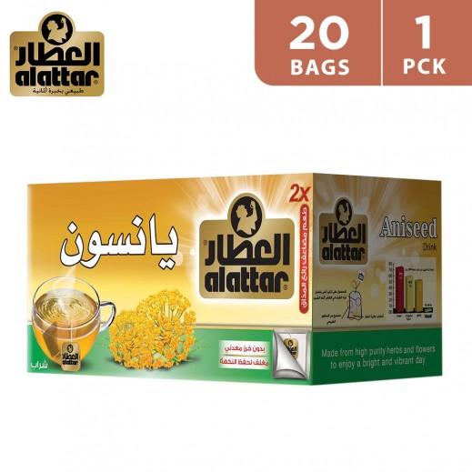 Alattar Aniseed Drink 20 Teabags
