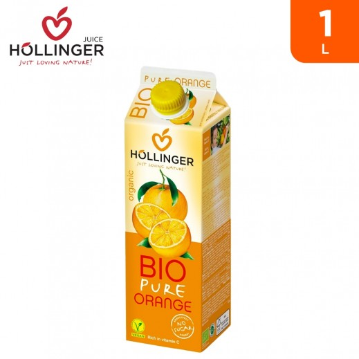 Hollinger Organic Bio Pure Orange Drink 1 L