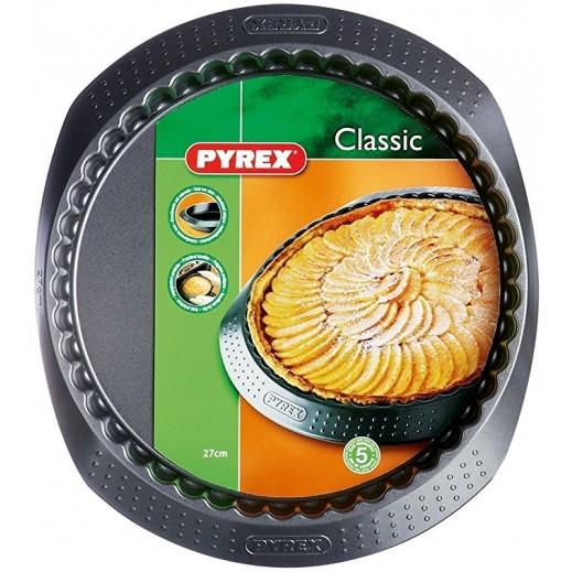 Pyrex Non-Stick Bakeware Flan Pan 30cm