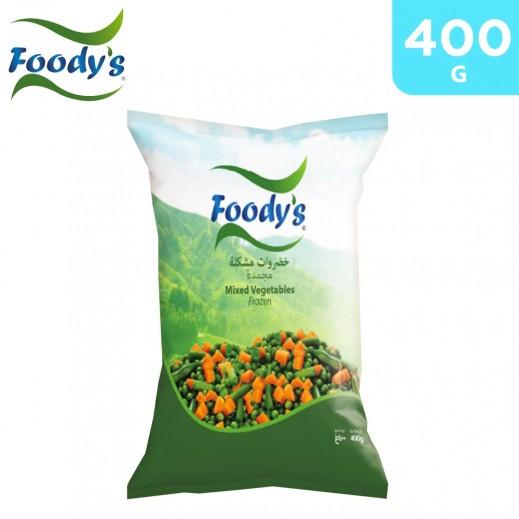 Foody's Frozen Mixed Vegetables 400 g