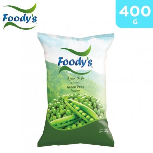 Foody's Frozen Green Peas 400 g
