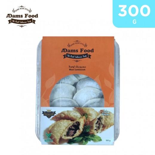 Adams Food Frozen Meat Sambousek 12 pcs 300 g