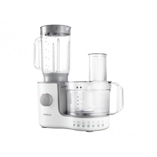 Kenwood Food Processor with Liquidiser 1.4 L White