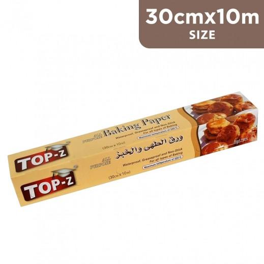 Top-Z All Purpose Baking Paper 30 cm x 10 m