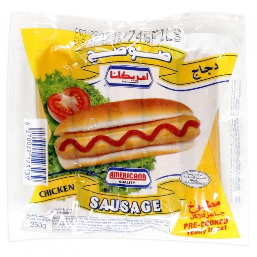 Americana Chicken Sausage 250 g
