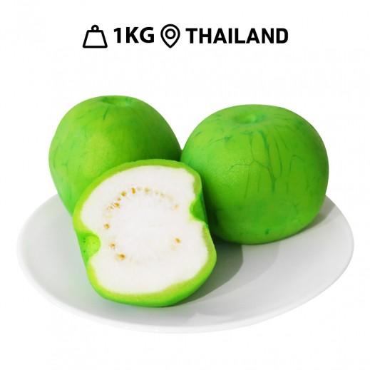 Fresh Thai Candy Green Guava (1 kg Approx.)