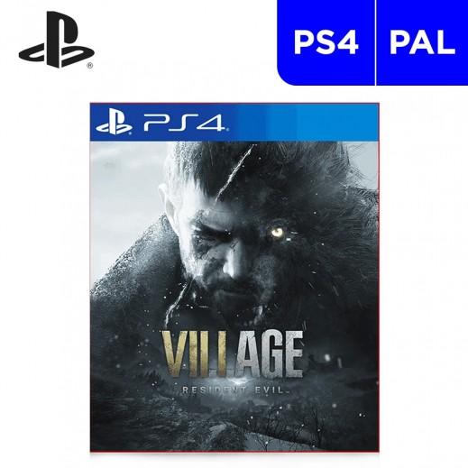Resident Evil Village Lenticular Edition For PS4 - PAL