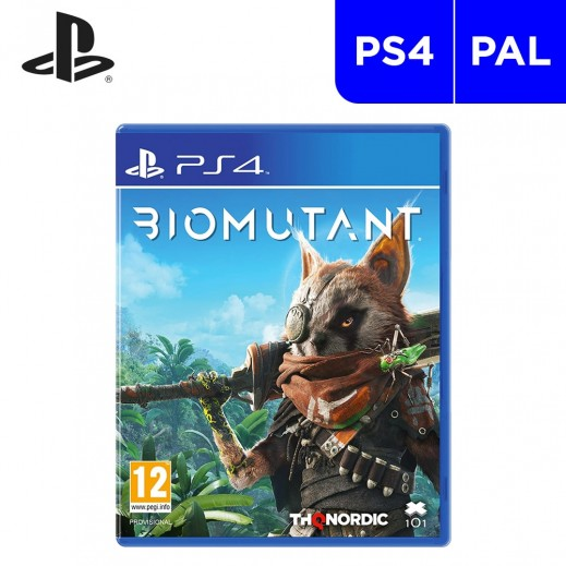 Biomutant Game for PlayStation 4 - PAL