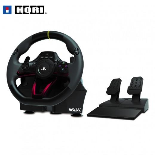Hori Wireless Racing Wheel Apex for PS4