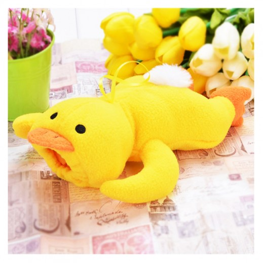 Feeding Bottle Cover Duck Design