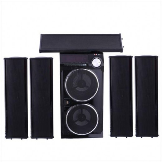Jumbo  5.1 Channel Home Theatre System