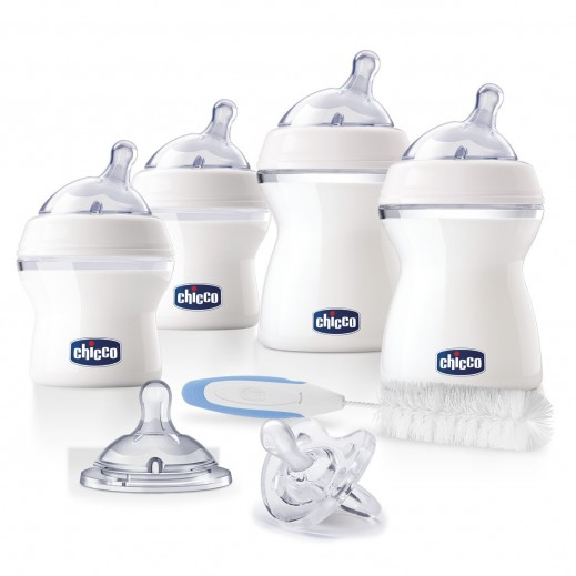 Chicco Natural Feeling First Starter Set Of 7